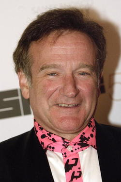 &quot;License to Wed&quot; star Robin Williams at the San Francisco International Film Festival awards night.